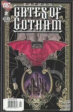DC Batman Gates of Gotham comic issue 2