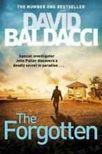 John Puller 02 The Forgotten by David Baldacci Paperback