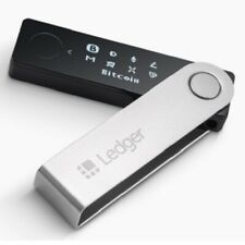 Ledger Nano X - Bluetooth Crypto Hardware Wallet - Brand New Sealed - IN STOCK!