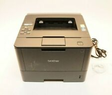 HLL5100DN Business B&W Laser Printer with Networking & Duplex **Low Page Count**