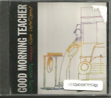 NITTY GRITTY w/ WISE INTELLIGENT Good Morning Teacher w/ 2 RARE MIXES CD Single