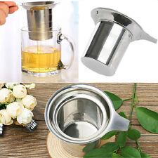 Stainless Steel Mesh Tea Infuser Reusable Cup Strainer Loose Leaf Spice Filter