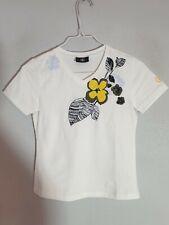 BOGNER  Shirt  T-Shirt  Gr. 140 - 146 / L  weiß  Kurzarm  NEU
