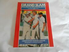 More details for grand slam england in australia 1986/87 a cricketer special -signed !