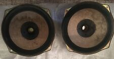 Sharp GF777 boombox pair of centre speakers genuine replacement parts