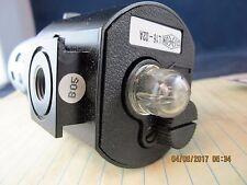 """1/4"""" In-Line Air Lubricator Transparent Metal Bowl - 36.1 SCFM Dixon [B6BC]"""
