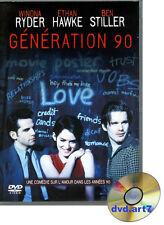 DVD : GÉNÉRATION 90 - Winona Ryder - Ben Stiller