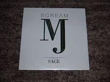 "Michael jackson rare maxi vinyl 4 remixes inedit par sage ""scream"""