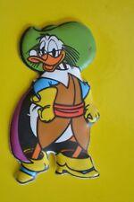 Figurina Mio Locatelli Plasteco N.14 Rockerduck Tesoriere
