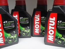 KIT D'ENTRETIEN MOTUL 5100 10W40+FILTRE À AIR 1917 HONDA CB Super Four 1300 2007
