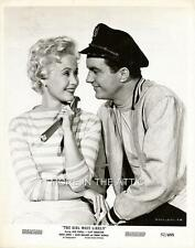 CLIFF ROBERTSON JANE POWELL THE GIRL MOST LIKELY ORIG PORTRAIT STILL