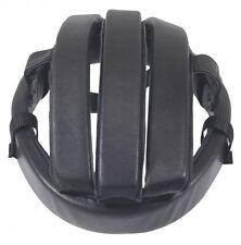 rinproject Cowhide Leather Bicycle Casque/Helmet Black L Size 61cm no.4002