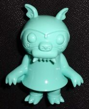 Super7 MF Steven The Bat Unpainted Green Pearl Japanese Vinyl Bwana Spoons