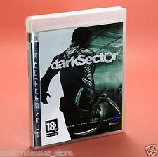 DARK SECTOR PS3 italiano sigillato