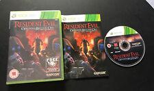 Resident Evil Operation Racoon City XBOX 360 PAL ESPAÑOL