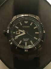 Men's Citizen Eco-Drive AW1505-03E Ecosphere Golf  Watch 18