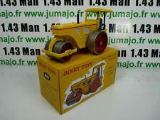 DT40 Voiture réédition DINKY TOYS atlas : 830 Rouleau Compresseur Richier