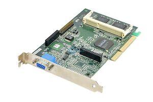 HP Compaq 5064-7478 5085-69502 Mgi G2 Dmila / 8 / HP AGP Carte Vidéo