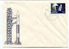 1973 Pierwszy Dzien Obiegu FDC Polska Warszawa SPACE NASA