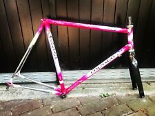 58 cm COLNAGO MASTER OLYMPIC LIMITED EDITION STEEL ROAD BIKE FRAME SET GILCO