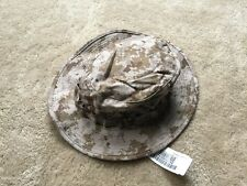 NEW NWU Type II Navy Seal AOR1 Digital desert Boonie Hat SUN COVER MANY SIZES