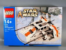 LEGO 10129 Star Wars Ultimate Collector Series UCS Rebel Snowspeeder NEW SEALED