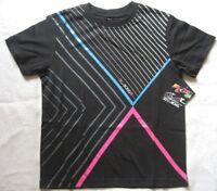 BILLABONG Jungen T-Shirt / Schwarz mit Motiv / Gr. 10 / 146 / NEU