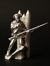 Continental Army, American War of Independence KIT Tin toy soldier 54 mm. metal