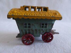 Vintage Benbros TV Series No 5 Gypsy Caravan