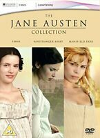 The Jane Austen ITV Collection - Mansfield Park / Northanger Abbey /[Region 2]