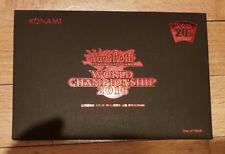 Yugioh World Championship 2018 promotionals cards 2018 - JPP01/2018 - JPP02 FR Y