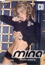 MINA CD Muziku pojacaj Album 2005 Seksi robot Minira Jasari Kostic Best Muzika