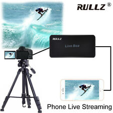 HDMI Video Capture Card 1080P Record for IPhone Android Phone Live Streaming Box