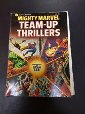 MIGHTY MARVEL TEAM-UP THRILLERS 1983 READER COPY 1ST APP ORIGINS STAN LEE