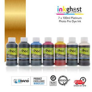 Rihac Refill Ink for Epson R2100 Cartridge T0341 T0342 T0343 T0344 T0345 T0346-8