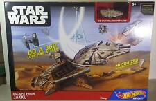 Star Wars The Force Awakens Hot Wheels Starship Playset