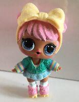 LOL Surprise Sparkle Series Dawn Glitter Girl Roller Skating Doll