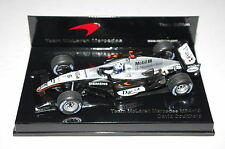 Minichamps F1 1/43 MCLAREN MERCEDES MP4/19 David Coulthard Team Edition