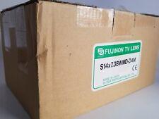 Fujinon TV lens TV-Z 5.5-77mm f1.9 Lens S14X7.3BWMD-D4M w/ Wide Converter WCV-65