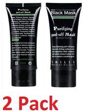2x packs 50 ml Shills deep Cleansing Black MASK peel-off Facial Clean Blackhead