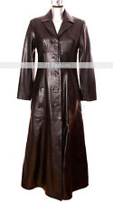 Women's Leather Full Length Other Coats & Jackets
