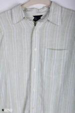 Camisas y polos de hombre de manga larga 100% lino