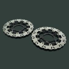 Front Floating Brake Discs Rotors For Honda CBR1000RR 06-07 VTR1000 SP1 SP2 RC51
