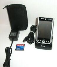 "Dell Axim X51v Pocket Pc 3.7"" Color Tft, Bluetooth, WiFi, Bundle"