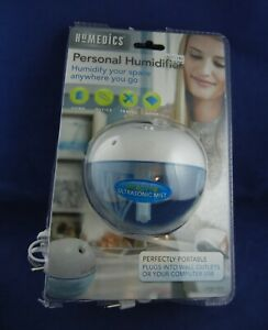 HoMedics Personal Ultrasonic Humidifier - gently used