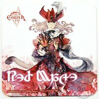 Final Fantasy XIV 14 Class Job Red Mage Coaster Eorzea Cafe Square Enix VGC