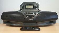 Panasonic RX-DT75 Ghettoblaster Radiorecorder...fast NEU...voll funktionsfähig