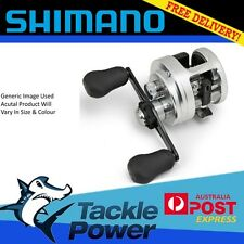 Shimano Calcutta 400D Baitcast Fishing Reel Brand New! 10 Yr Warranty!