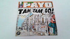 "TAM TAM GO! ""ESTE PAYO"" CD SINGLE 1 TRACKS"