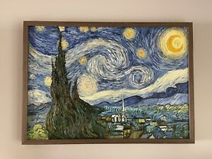 Paintings on canvas -The Starry Night